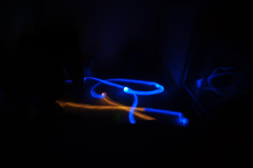 Spheros in the Dark