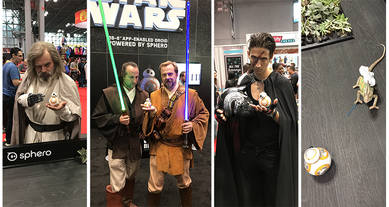 Weekly Wrap Up - NYCC
