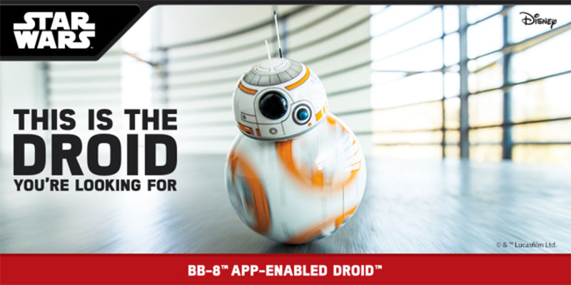 Introducing BB-8™ by Sphero